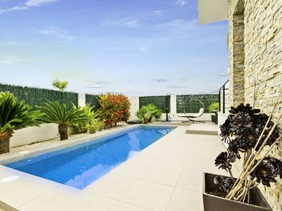 Photo for Stunning luxury villa with private pool