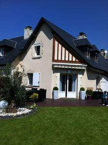 Photo for Deauville - Domaine de Clairefontaine - House 3 rooms - Pool - Tennis