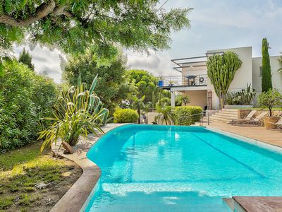 Photo for IMMOGROOM - Swimming-Pool and Huge Garden-