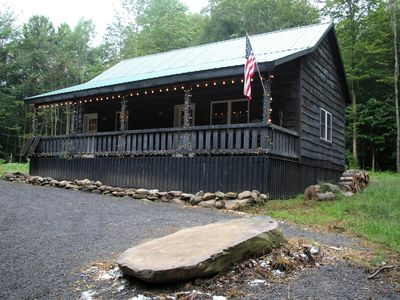 Photo for Private Cabin On 50 Acres, On ATV Trail, Minutes From Salmon River