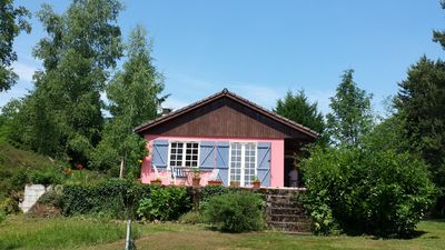 Photo for Haus am See, in a quiet area in large grounds. Pets welcome.