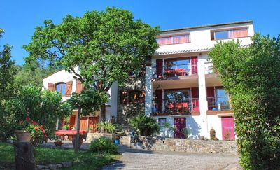 Photo for Warm cottage in a Mas at the foot of Alberes 2 minutes from the sea