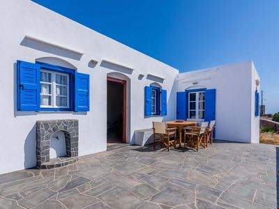 Photo for Spacious and cozy house in Sifnos a good choice to relax and regain power after a stressful winter