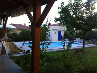 Photo for Beautiful villa with pool in very quiet area