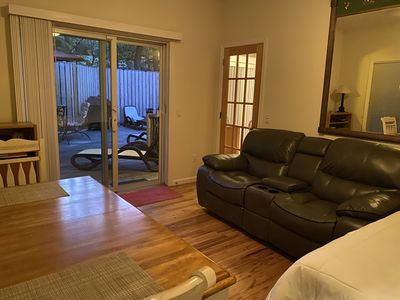 Photo for Furnished room available with separate  entrance