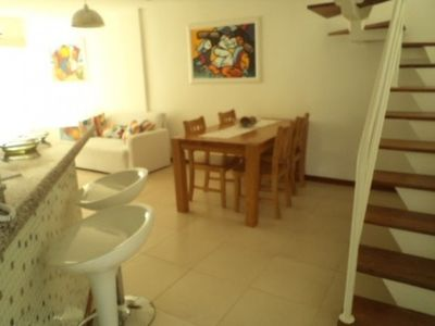 Photo for Duplex Penthouse In Front Grande Beach Overlooking The Sea
