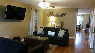 Photo for Beautiful House in Nashville!! Only 1.9 miles from Broadway/ Downtown!!!