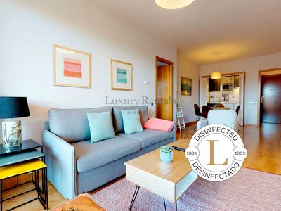 Photo for CHAMARTIN - One Bedroom Apartment, Sleeps 2