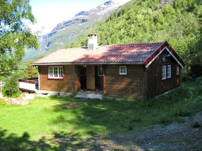 Photo for Vacation home Fale  in Grøa, Western Norway - 4 persons, 2 bedrooms