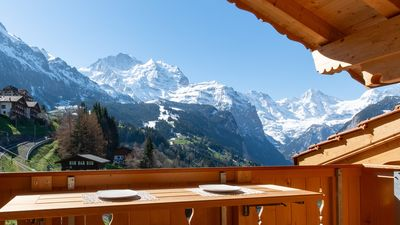 Photo for 5 Star Penthouse Apartment in Chalet Aberot !!