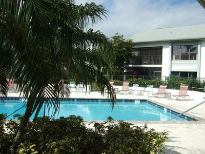 Photo for Charming Condo in excell. location for shopping, entertainment, beach