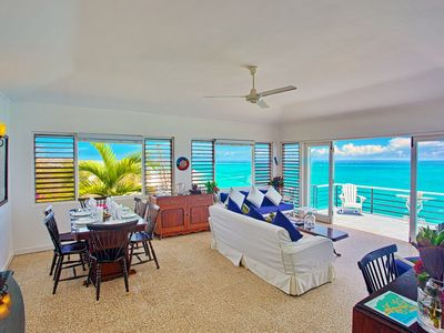 Photo for Spectaclular Seafront View, Pool, Cook/Housekeeping, 2 Beds, 1 Bdrm, (WVV184)