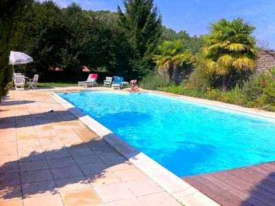 Photo for Gite Frayssinet-le-Gélat, 5 bedrooms, 10 persons