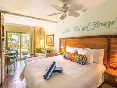 Photo for St. Thomas Margaritaville   Studio Plus on lower level