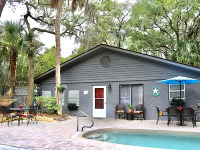 Photo for Private Pool 4 Bedroom 2 Bathroom South Forest Beach Home!
