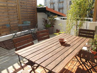 Photo for Nice triplex 4 people Anglet center