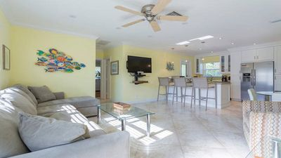 Photo for 2020 Booking Luxury Unit 1Blk to Delray Ocean 2/2 Free Wifi, Park + Heated Pool