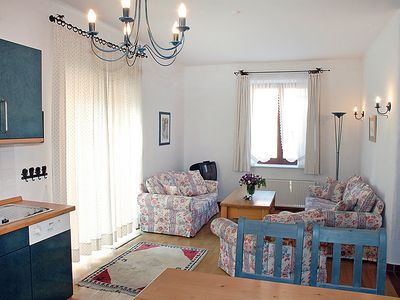 Photo for Apartment Gästehaus BärenHof in Barkow - 4 persons, 1 bedrooms
