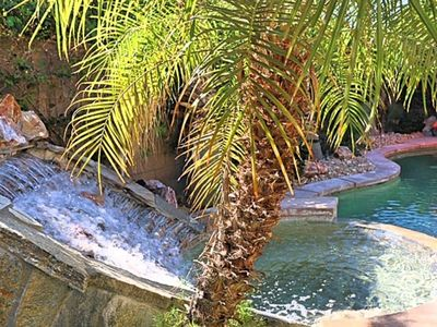 Photo for Waterfall Paradise @ Montage Santa Rosa Clean & Disinfected 24 hrs between stays