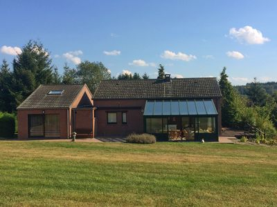 Photo for Attractive holiday home with spacious garden and nice veranda, in Septon