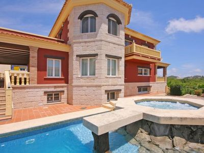 Photo for 4BR Country House / Chateau Vacation Rental in Calp, Comunidad Valenciana