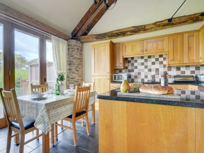Photo for Vacation home Meadow View in Umberleigh - 3 persons, 2 bedrooms