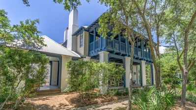 Photo for Mills Cottage® Beautiful Rosemary Beach Home with Free Bikes, Close to Shops