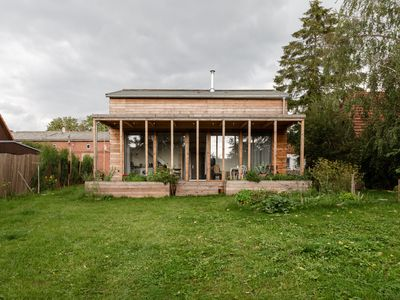 Photo for Country house architecture near the Baltic Sea in Mecklenburg