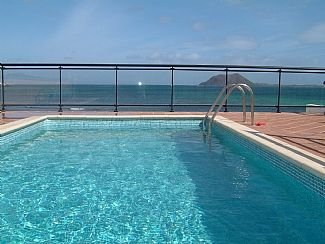Spectacular Seaview from Pool