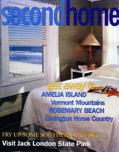 "Oceanfront home featured in ""Second Home"" magazine!"