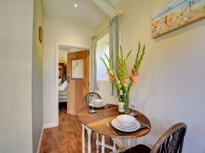 Photo for Vacation home The Snug in Wadebridge - Padstow - 2 persons, 1 bedrooms