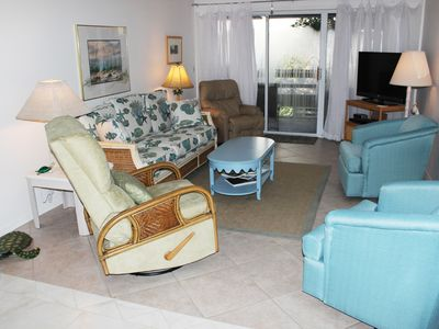 Photo for SV173-2 bedroom 2 bath veranda beautifully decorated with Florida style