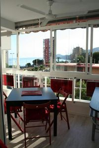 Photo for Lovely apartment next to the beach. Newly refurbished