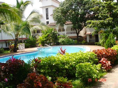 Photo for A beautiful 1bedroom apt. in a gated complex