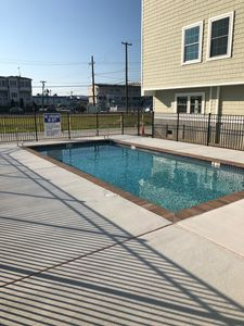 Photo for New Construction 2018! 4BR Condo 1 Block from Beach.