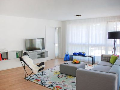 Photo for Apartment LaVille B-3-2 in Locarno - 6 persons, 3 bedrooms