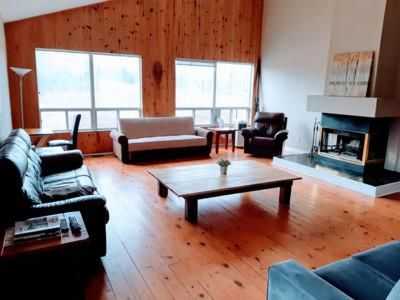 Photo for 7 Bed Blue Mountain Chalet with Hot tub and Sauna # 35R