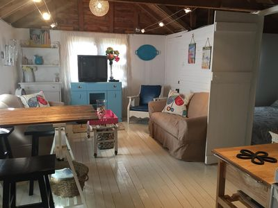 Photo for Boutique Cottage in  Port Elgin..30 second walk to sandy Lake Huron beach