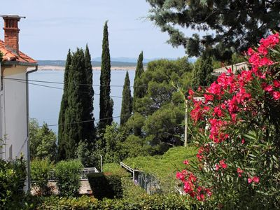 Photo for Two bedroom apartment with terrace and sea view Dramalj (Crikvenica)