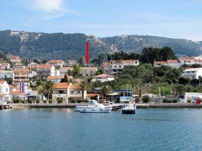 Photo for Apartment Maria (RAB320) in Rab/Rab - 6 persons, 2 bedrooms