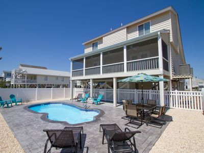 Photo for Completely Renovated Home w/ Brand New Custom Pool, Ocean View, & Prime Location