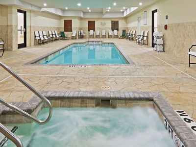 Photo for Free Breakfast + Heated Saltwater Pool + Hot Tub   24 Hour Business Center