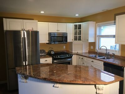 Photo for Quality w full  Amenities! Hot Tub Great Reviews!Location!CLEAN! Comfy Beds