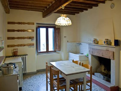Photo for Stone house with garden in Stiappa, a Tuscan hamlet close to Pescia