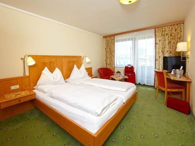 Photo for Double room for single use with half board - Post, Hotel