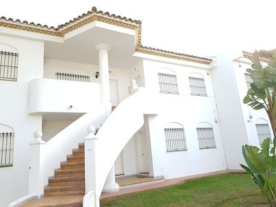 Photo for Apartment in the Barrosa-Pinar del Atlántico