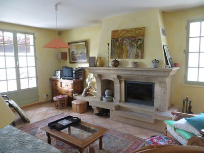 Photo for 2BR Villa Vacation Rental in Serviers-et-Labaume, Languedoc-Roussillon