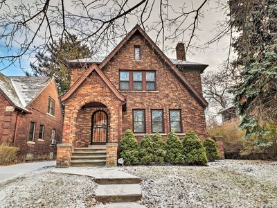 Photo for NEW! Charming Detroit Home - 15 Mins to Downtown!