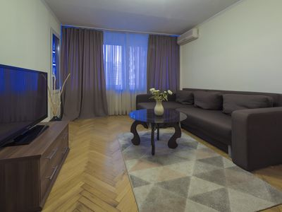 Photo for Comfortable apartment. Centre. Near the Mall Gulliver