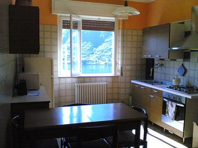 Photo for 2BR House Vacation Rental in Pognana Lario